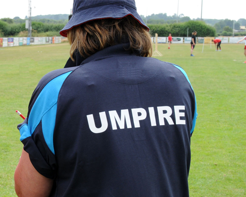 Umpire Development Day