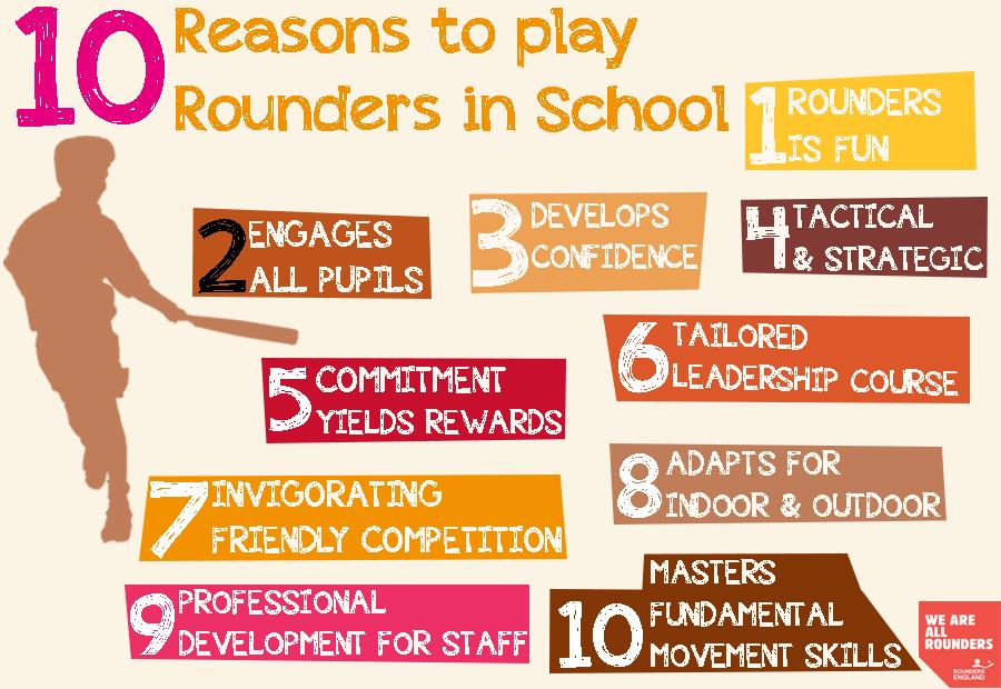 Rounders in School