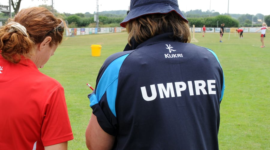 Umpires - Rounders England
