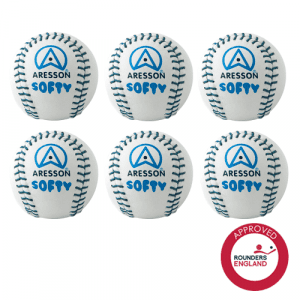 Aresson Softy Rounders Ball Pack