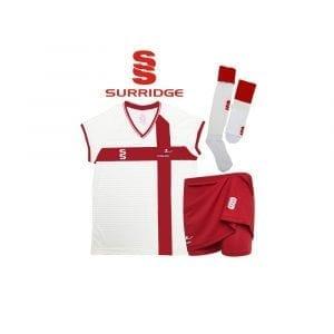 England Squad Kit