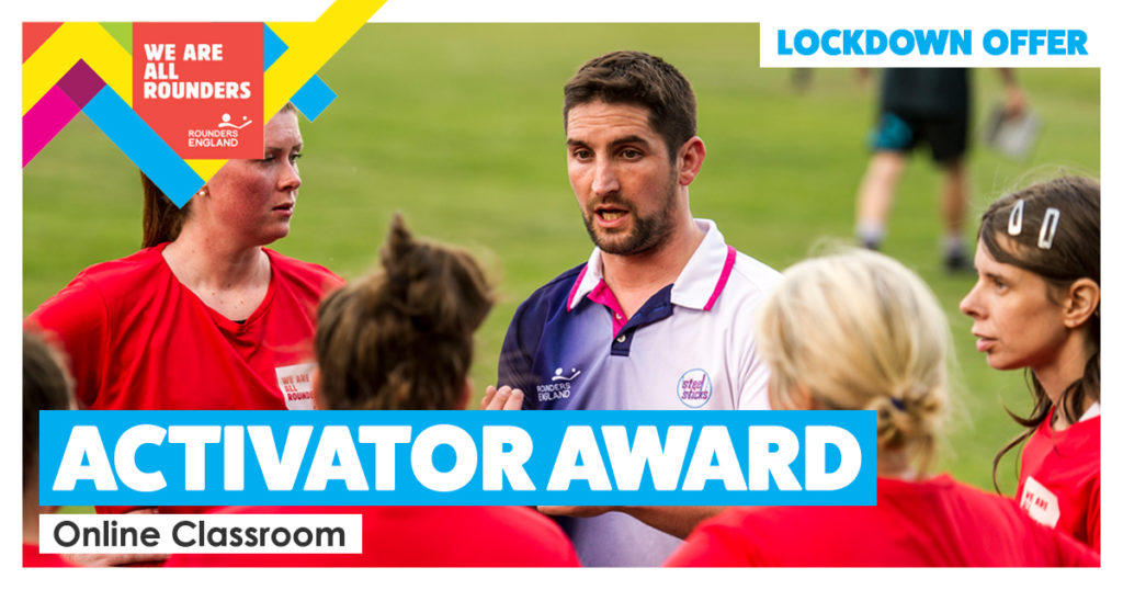 Activator Award